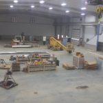 Pre Engineered Steel Building Industrial Warehouse
