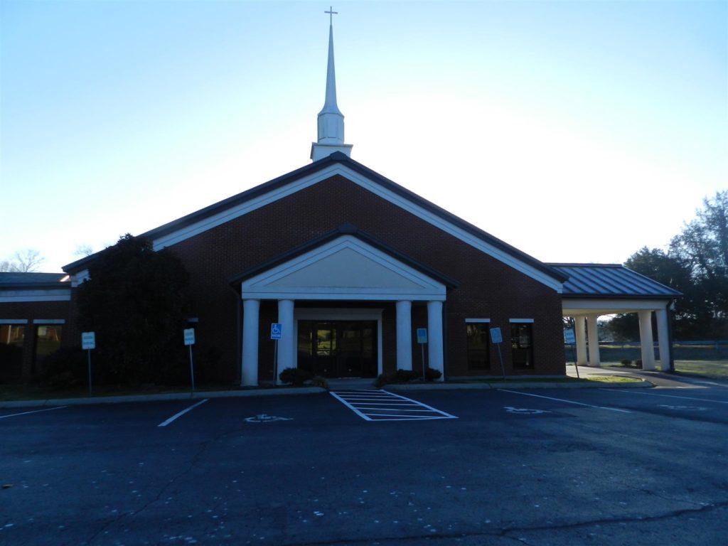 Pre Engineered Church Building