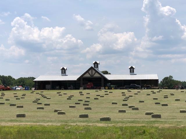 Agricultural Metal Building