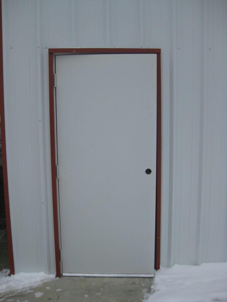 Metal Walk Door