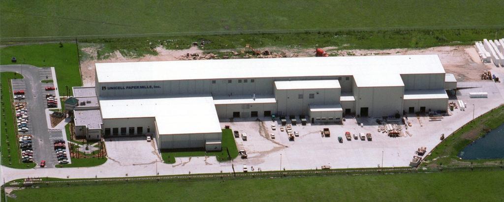 Pre Engineered Steel Warehouse